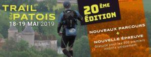 Trail du Patois 2019 @ Parc d'Olhain