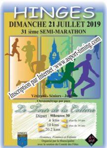 Hinges 2019 - Autour de la Colline @ Autour de la Colline
