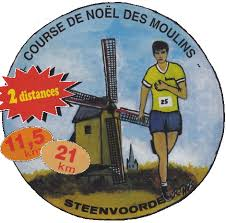 Course des Moulins de Noël à Steenvoorde