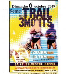 Trail des 3 Monts – St Sylvestre Cappel